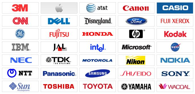 Japanese Company Logos Www Pixshark Com Images